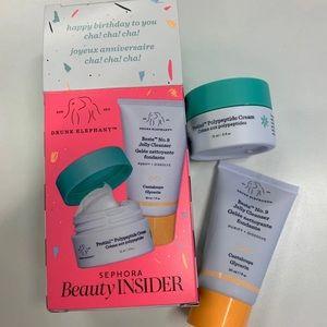 New Drunk Elephant Sephora Beauty Skin Care Kit